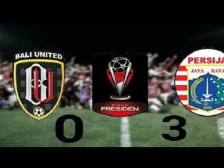 Bekuk Bali United 3-0, Jakmania Berpesta Atas Kemenangan Persija