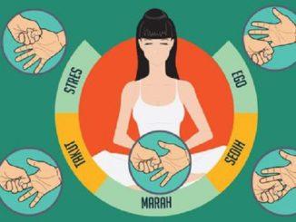 7 Manfaat Luar Biasa Pegang Jari dalam Posisi-posisi Sederhana Ini