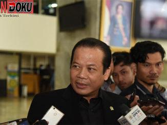 Balas Serangan Mahfud MD, Wakil Ketua DPR Dia Waras Apa Nga!