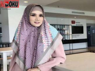 Belum Sebulan Mulan Jameela Disebut Lepas Hijab, Ada Apa