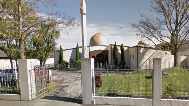 Penembakan Di Selandia Photo: Detik-detik Mencekam Penembakan Masjid Di Selandia Baru